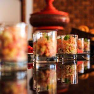 Bagan Lodge: Buffet