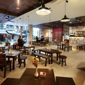MK Premier Boutique Hotel in Hanoi:  Cafe