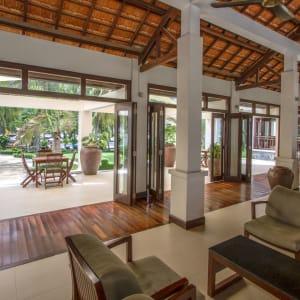 Blue Ocean Resort à Phan Thiet: Café Blu