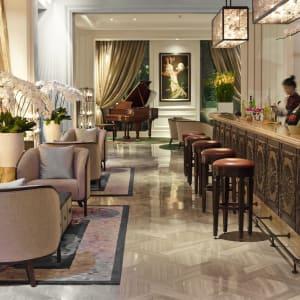 Hôtel des Arts Saigon: Café des Beaux-Arts