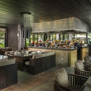 Four Seasons Resort The Nam Hai à Hoi An: Cafe Nam Hai