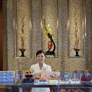 Mandarin Oriental Macau à Macao: Cake Shop