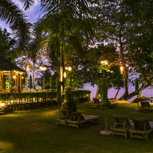 GajaPuri Resort in Ko Chang: Chaan Gaja Beach Front Restaurant