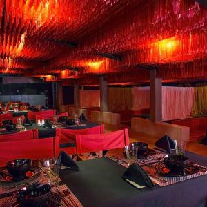 Aliya Resort & Spa in Sigiriya: Chinese Restaurant