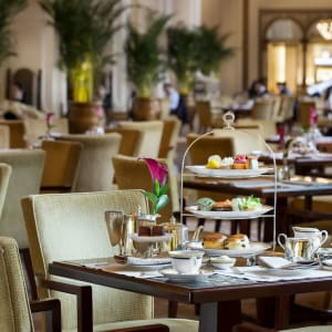 The Peninsula Hong Kong: Classic Afternoon Tea in The Lobby