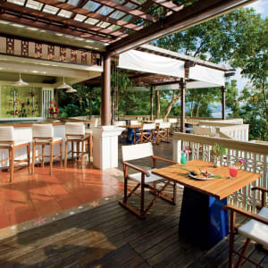 Centara Villas Phuket: Cliff Bar