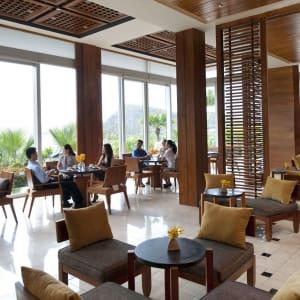 Mandarin Oriental Sanya à Hainan: Cliff Lounge