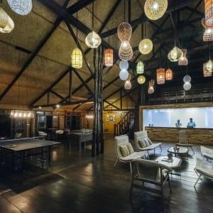 Club Paradise Palawan:  Clubhouse