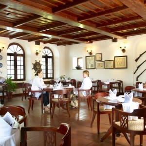 Brunton Boatyard in Kochi: Coffee Bar