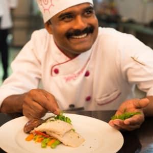 Neeleshwar Hermitage: Cooking