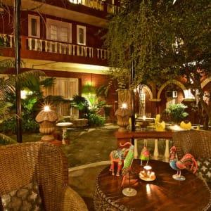 Ranjit's Svaasa à Amritsar: Courtyard