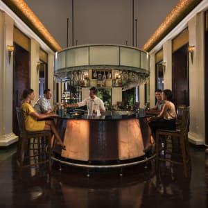 JW Marriott Khao Lak Resort & Spa: Czar Bar