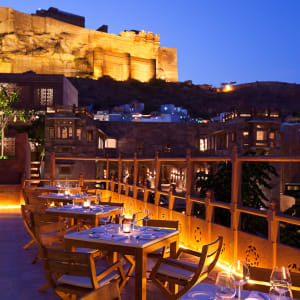 RAAS in Jodhpur: Darikhana Restaurant- Outdoor