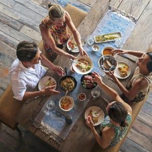 Wa Ale in Mergui Archipel: Dining