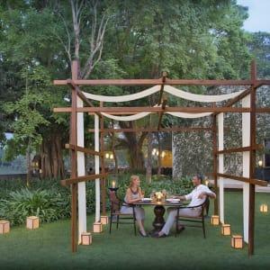 Anantara Chiang Mai Resort: Dining by Design