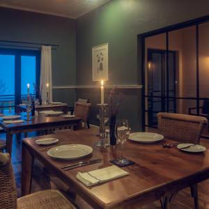 Goatfell in Nuwara Eliya: Dining Indoor