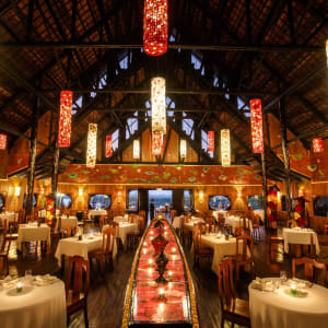 Inle Princess Resort à Lac Inle: Dining Room