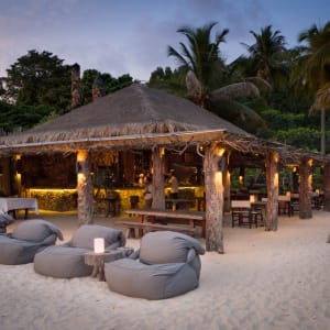 Song Saa Private Island in Sihanoukville & Inseln: Driftwood