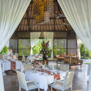 The St. Regis Bali Resort à Sud de Bali: Dulang Restaurant - Daylight