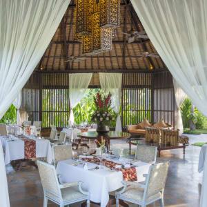 The St. Regis Bali Resort in Südbali: Dulang Restaurant - Daylight