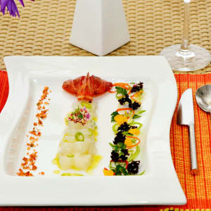 The Fortress Resort & Spa in Koggala: Food