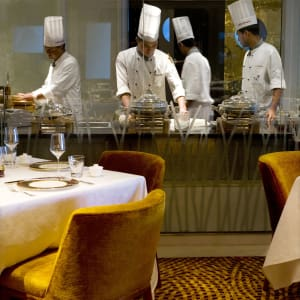 The Taj Mahal Palace in Mumbai: Golden Dragon Restaurant
