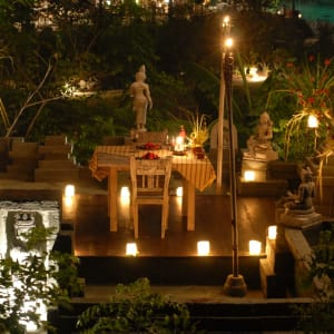 Tugu Lombok: Hening Swarga Temple - Quixotic Dreams Dinner
