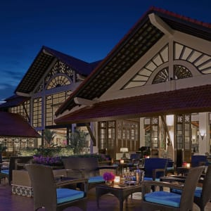 Dusit Thani Laguna in Phuket: Horizon lounge
