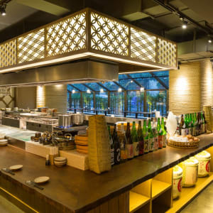Bandara Suites Silom à Bangkok: Izakaya Touka - japanese pub