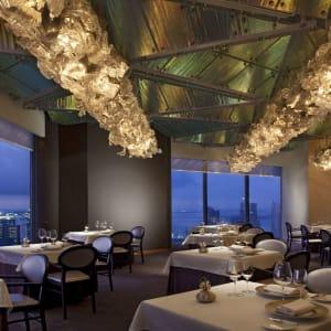 Swissotel The Stamford in Singapur: Jaan