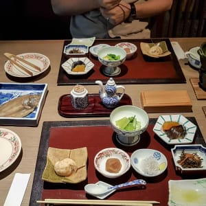 Kurashiki - Japans Traditionen hautnah erleben ab Okayama: f&b: Japanese Breakfast