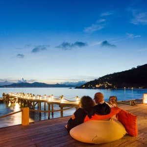Six Senses Ninh Van Bay in Nha Trang: Jetty Bar