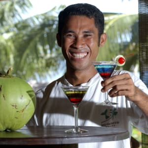 Gangga Island Resort & Spa à Manado: John & Cocktails