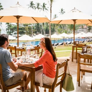 Anantara Peace Haven Tangalle Resort: Journeys restaurant