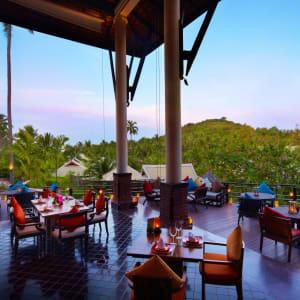 Melati Beach Resort & Spa in Ko Samui: Kan Sak Thong Restaurant