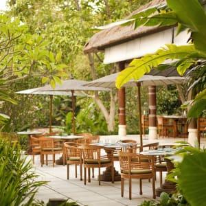 COMO Uma Ubud: Kemiri Terrace Seating