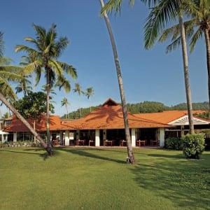 Aonang Villa in Krabi: Kiang Le Restaurant
