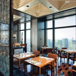 Mandarin Oriental à Tokyo: Kshiki restaurant