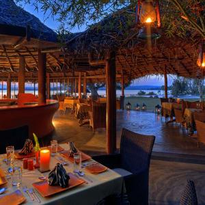 Evolve Back Kuruba Safari Lodge à Parc national de Nagarhole: Kuruba Grill The Barbecue and Grill Restaurant