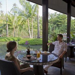 Anantara Mai Khao Phuket Villas: La Sala Breakfast By The Lagoon