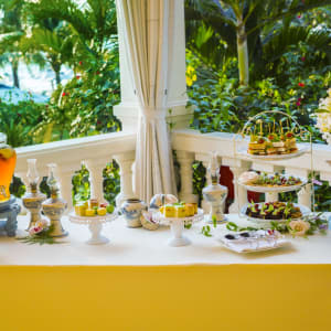 La Veranda Resort in Phu Quoc: La Veranda Resort Phu Quoc - Tea Time