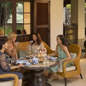 Anantara Chiang Mai Resort: Ladies afternoon tea