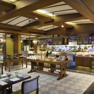 Dusit Thani Laguna in Phuket: Laguna Cafe