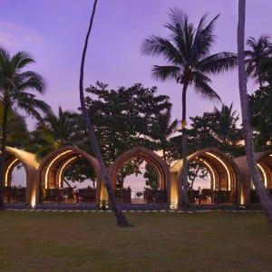 Aonang Villa in Krabi: Lan Le Restaurant