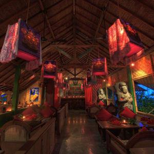 Tugu Lombok: Lara Djonggrang Bar