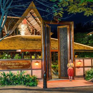 Angkor Village Hotel à Siem Reap: L'Auberge des Temples entrance