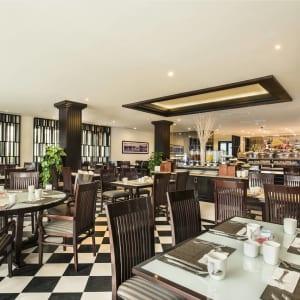Boutique Hoi An Resort: Le Cafe Restaurant