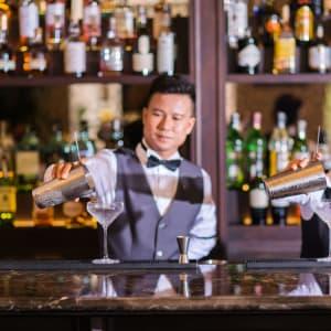 Sofitel Legend Metropole à Hanoi: Le Club Bar