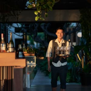 Let's Sea Hua Hin Al Fresco Resort: Let's start the Party