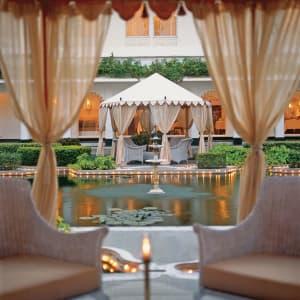 Taj Lake Palace in Udaipur: Lilipond Private Dining 001